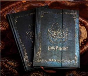 Harry Potter Diary Planner Journal Book Notebook